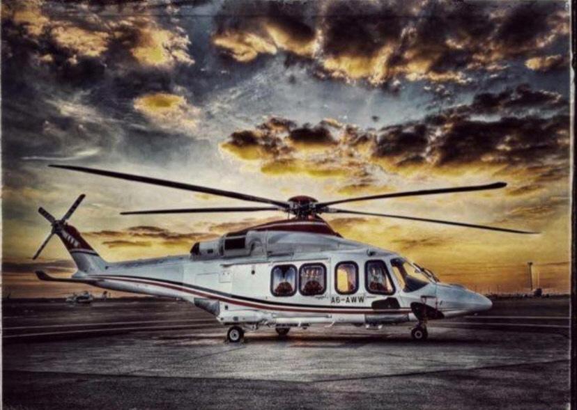 Abu Dhabi Aviation Helicopter