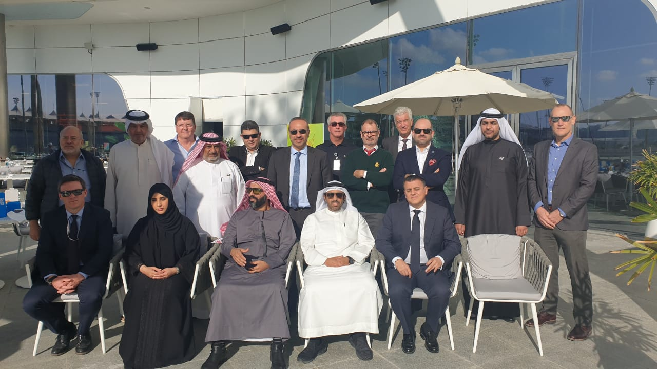 Abu Dhabi Aviation Directors and Managers gathering